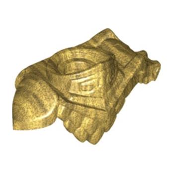LEGO 6225488 ARMURE NINJAGO - WARM GOLD