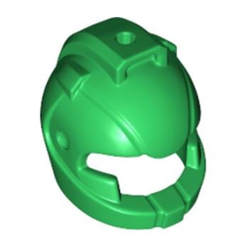 LEGO 6127159 CASQUE - DARK GREEN