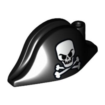 LEGO 4540699 CHAPEAU PIRATE - NOIR lego-4540699-chapeau-pirate-noir ici :