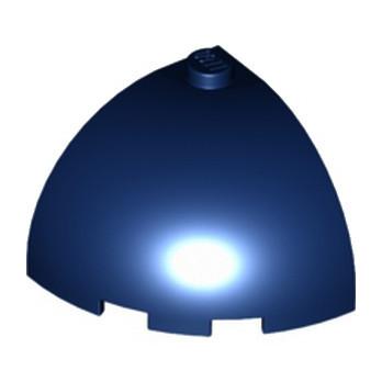 LEGO 6223695 BRIQUE 3X3X2 - EARTH BLUE