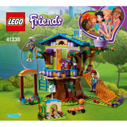 Notice / Instruction Lego Friends 41335