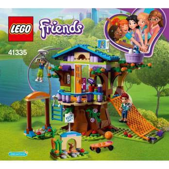 Notice / Instruction Lego Friends 41335 notice-instruction-lego-friends-41335 ici :