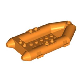 LEGO 6029882 BATEAU - ORANGE