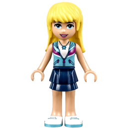 Figurine Lego® Friends - Stéphanie figurine-lego-friends-stephanie ici :