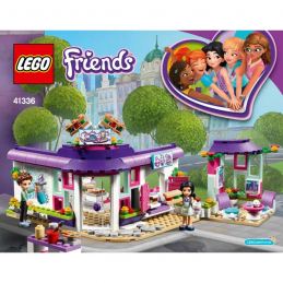 Notice / Instruction Lego Friends 41336