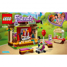 Notice / Instruction Lego Friends 41334
