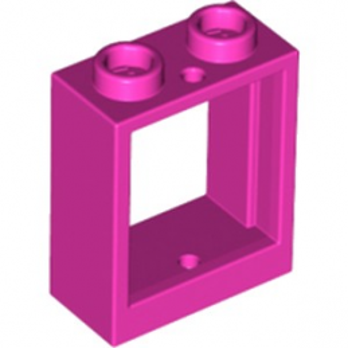 LEGO  6208517 FENETRE 1X2X2 - ROSE lego-6208517-fenetre-1x2x2-rose ici :