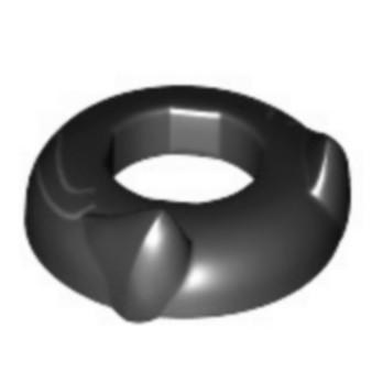 LEGO 6145307 COURONNE TÊTE - IMPRIME BLACK PANTHER