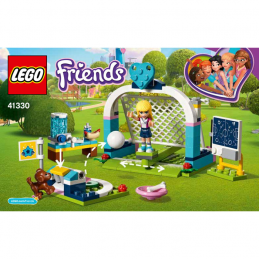 Notice / Instruction Lego Friends 41330