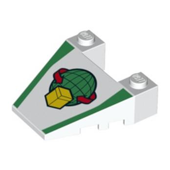LEGO 6227740 ROOF TILE 4X4 - IMPRIME