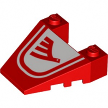 LEGO 6227759 ROOF TILE 4X4 - IMPRIME