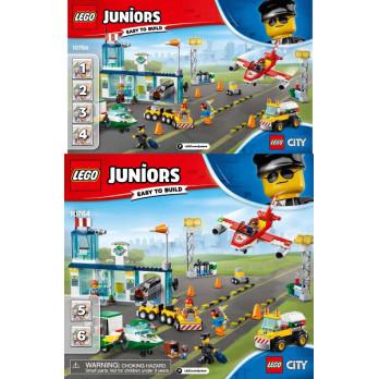 Notice / Instruction Lego Classic 10764