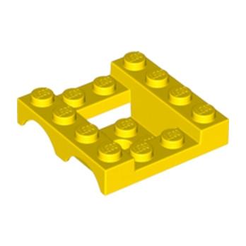 LEGO 6185353 GARDE BOUE 4x4x1 1/3 - JAUNE