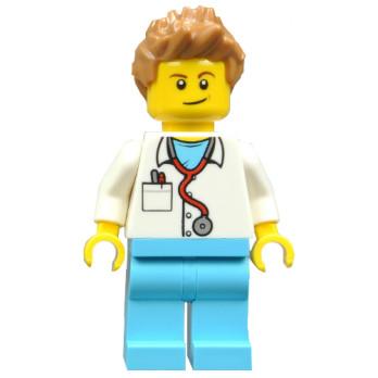 Figurine Lego® City - Médecin