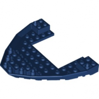 LEGO 6224378 COQUE BATEAU 12x10 - EARTH BLUE