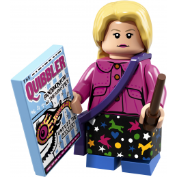 Mini Figurine Lego® Série Harry Potter - Luna Lovegood