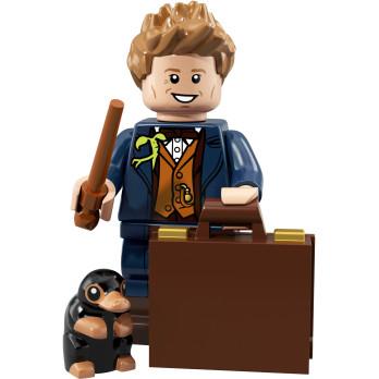 Mini Figurine Lego® Série Harry Potter - Newt Scamander