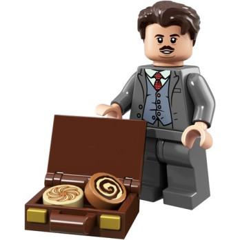 Mini Figurine Lego® Série Harry Potter - Jacob Kowalski