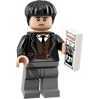 Mini Figurine Lego® Série Harry Potter - Credence Barebone