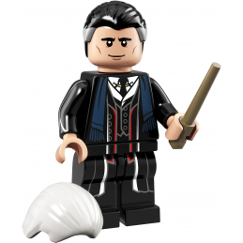 Mini Figurine Lego® Série Harry Potter - Percival Graves