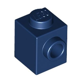 LEGO 6224377 BRICK 1X1 W. 1 KNOB - EARTH BLUE