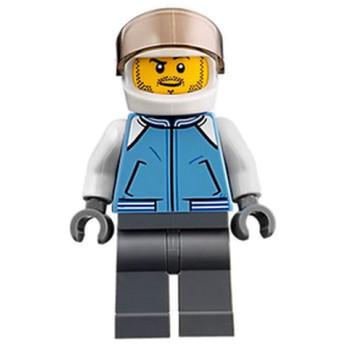 Figurine Lego® City - Pilote D'hélicoptère figurine-lego-city-pilote-d-helicoptere ici :