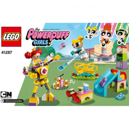 Notice / Instruction Lego Friends 41287