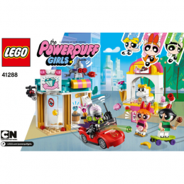 Notice / Instruction Lego Friends 41288