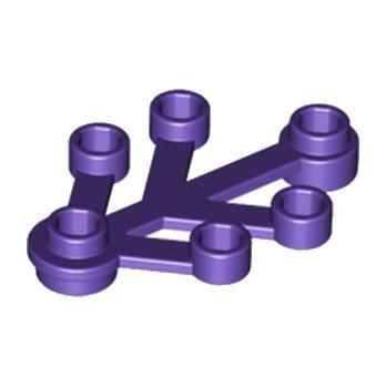 LEGO 6097516 FEUILLAGE - MEDIUM LILAC