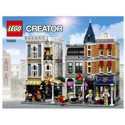 Notice / Instruction Lego Creator 10255