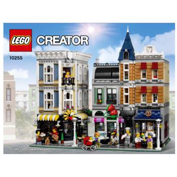 Notice / Instruction Lego Creator 10255 notice-instruction-lego-creator-10255 ici :