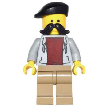 Figurine Lego® City - Citoyen
