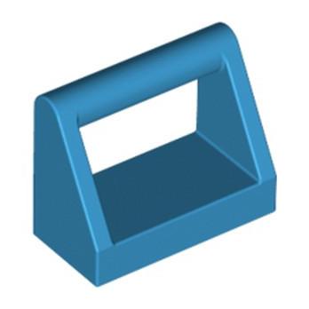 LEGO 6209772 CLAMP 1X2 - DARK AZUR