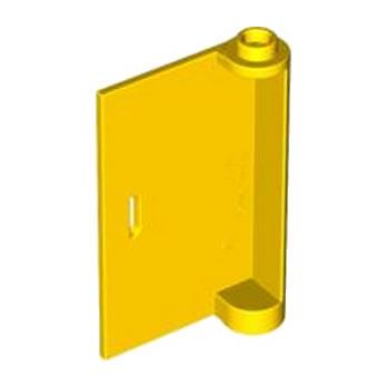 LEGO 4580434 PORTE GAUCHE 1X3X4 - JAUNE