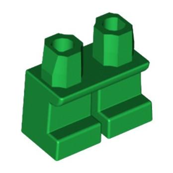 LEGO 4632914 PETITE JAMBE - DARK GREEN