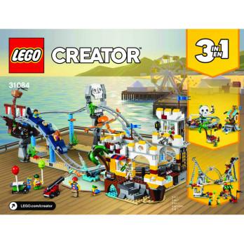 Notice / Instruction Lego Creator - 31084 notice-instruction-lego-creator-31084 ici :