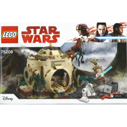 Notice / Instruction Lego Star Wars  75208