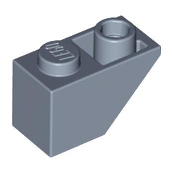 LEGO 6212052 TUILE 1X2 INV. - SAND BLUE