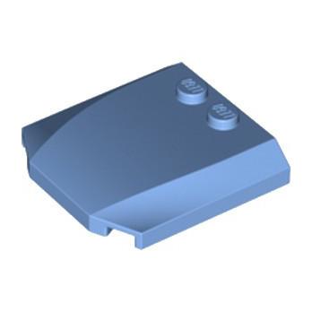 LEGO  6234542 CAPOT 4X4X2/3 - MEDIUM BLUE lego-6234542-capot-4x4x23-medium-blue ici :
