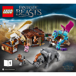 Notice / Instruction Lego Fantastic Beats  75952