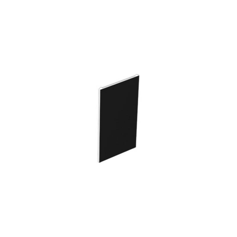 Lego 6161512 Vitre Pour Fenetre 1x4x6 Noir