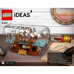 Notice / Instruction Lego IDEAS 21313