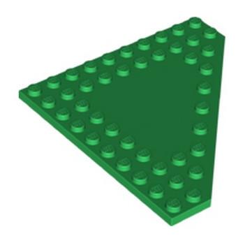 LEGO 6194846 PLATE 10X10 - DARK GREEN