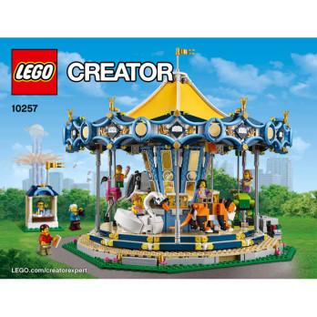 Notice / Instruction Lego Creator 10257