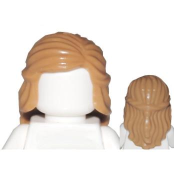 LEGO 6184906  CHEVEUX LONG - MEDIUM NOUGAT