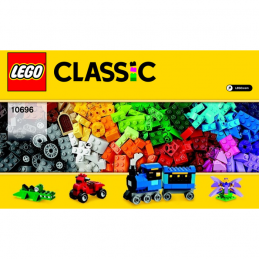 Notice / Instruction Lego Classic 10696