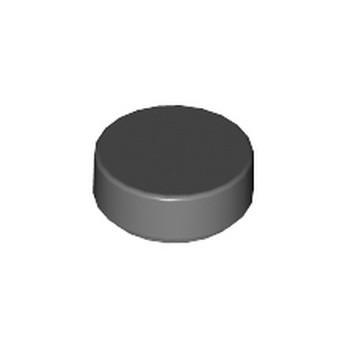 LEGO 6222416 PLATE LISSE ROND 1X1 - DARK STONE GREY lego-6284596-plate-lisse-rond-1x1-dark-stone-grey ici :