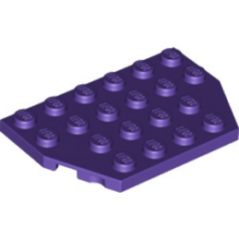 LEGO 6061548 PLATE 4X6 26° - MEDIUM LILAC lego-6061548-plate-4x6-26-medium-lilac ici :