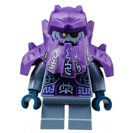 Mini Figurine LEGO® : Nexo Knights - Reex