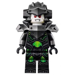 Mini Figurine LEGO® : Nexo Knights - Fred MechaByter